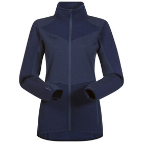 Bergans W's Middagstind Jacket Dusty Blue/Midnight Blue